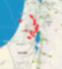 Route 10 daagse wandelrondreis Palestina - Saffraan Reizen