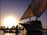 Per dahabiyya over de Nijl, Egypte - Saffraan Reizen