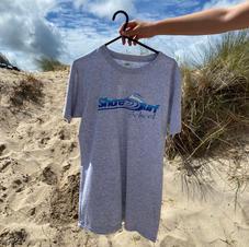 Shore Surf School Grey T-Shirt - £20 each