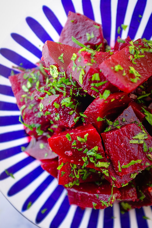 Beetroot salad - 250g