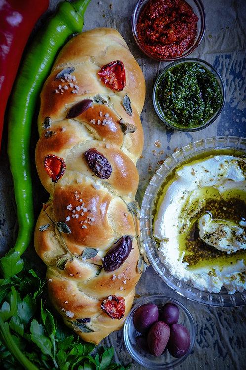 SHOSHANA - Sephardic Challah