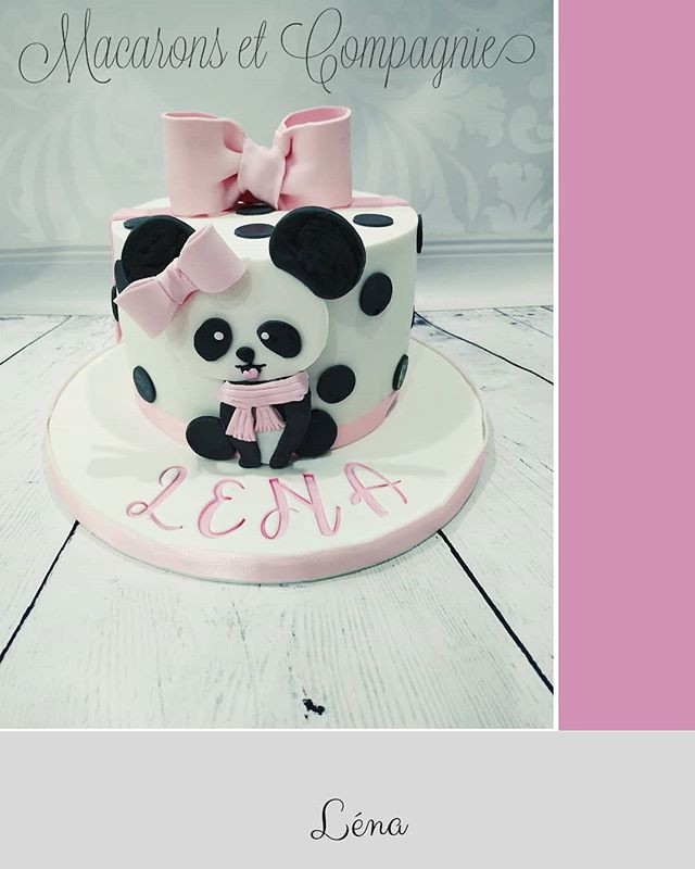Sa maman voulait un joli panda pour l'an