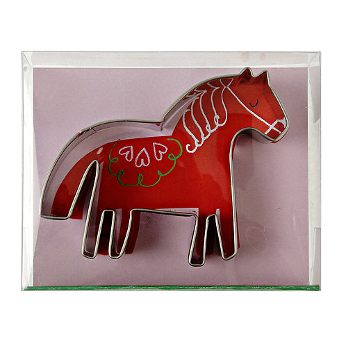 DALA HORSE COOKIE CUTTER