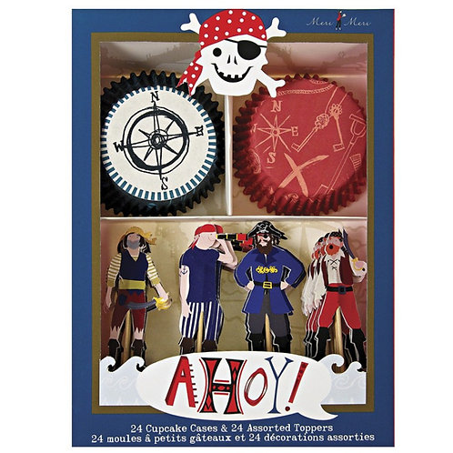 AHOY THERE CUPCAKE KIT