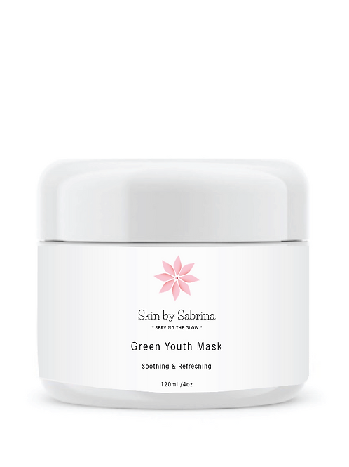 Green Youth Mask