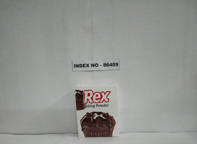 BAKING POWDER REX 100GMS
