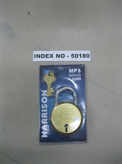 HARRISON PADLOCKS CODE:053 M.P.3 65 MM