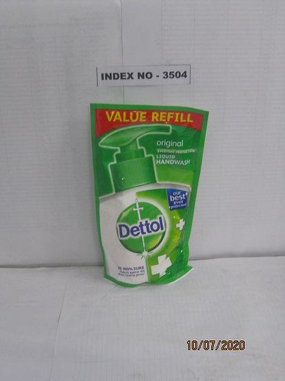 DETTOL LIQUID HAND WASH 175 ML REFILL PACK - ORIGINAL