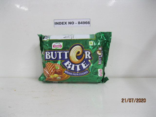 BISC PRIYA GOLD BUTTER BITE BADAMPISTA (ATC) 200 GMS