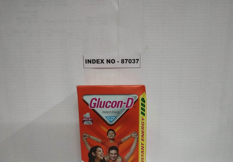 GLUCON D ORANGE 500 GMS CEKA