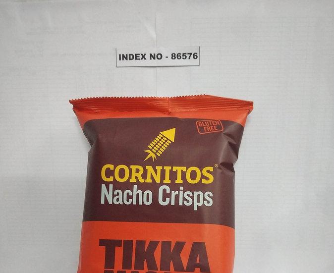 """CORNITOS"" BRAND NACHO CRISPS TIKKA MASALA 60 GM (POUCH)"