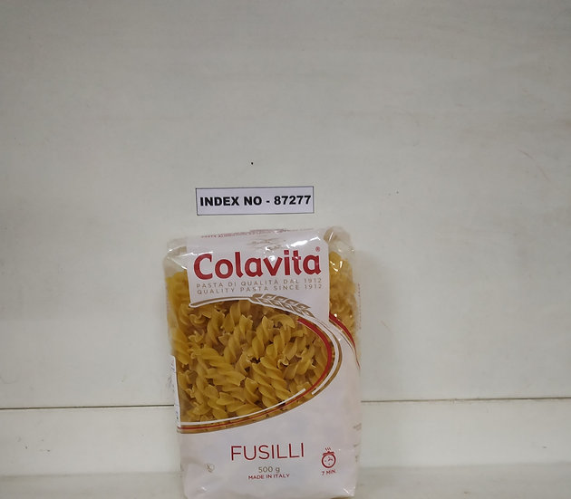 COLAVITA PASTA FUSILLI # 70 500 GMS