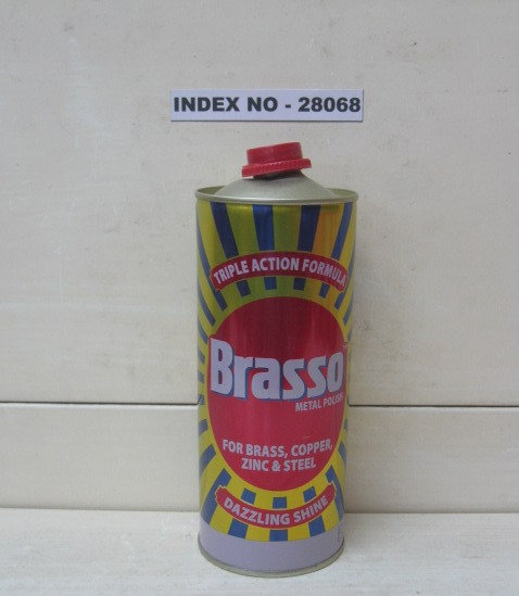 BRASSO METAL POLISH  LIQUID 500 ML