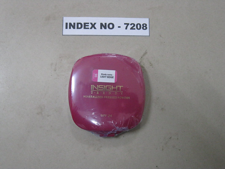 INSIGHT MINERALIZE PRESSED POWDER SPF 24-12 GMS (ASSORTED SHADES)