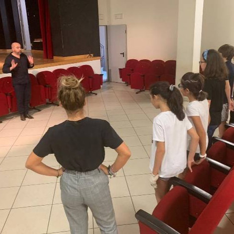 Scuola di Teatro di Prosa Blue Rose