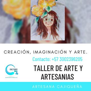 TALLER DE ARTE Y ARTESANIAS