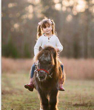 Sensible Shoes or Pony Riding Girl?