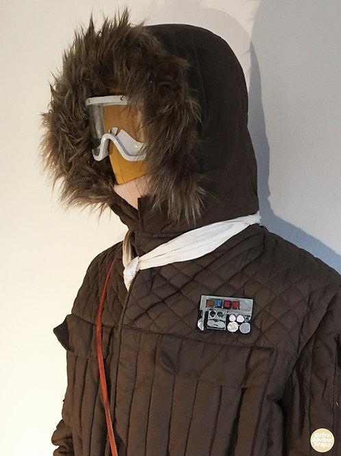 Han Solo Echo Base Hoth Hanger Trooper Coat