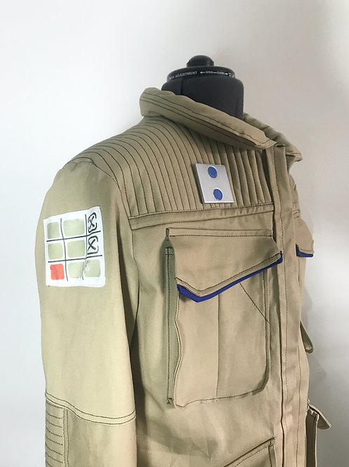 Alliance command Rogue One Rebel Council One Council Coat