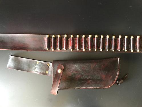 Boba Fett inspired Cosplay holster Belt | The Mandalorian | Star Wars | Handmade