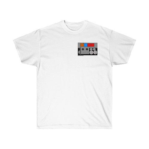 Han Solo Hoth badge logo Retro Revival Props Logo Cotton Tee Unisex