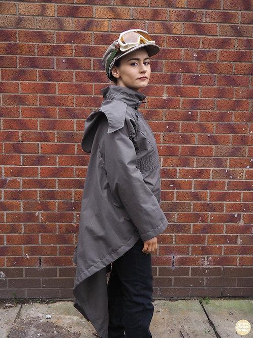 Rogue One Jyn Erso Eadu Rain Concho Poncho jacket