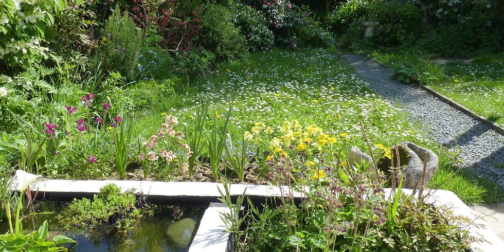 Talk: Creating a wildlife garden by Gavin Haig