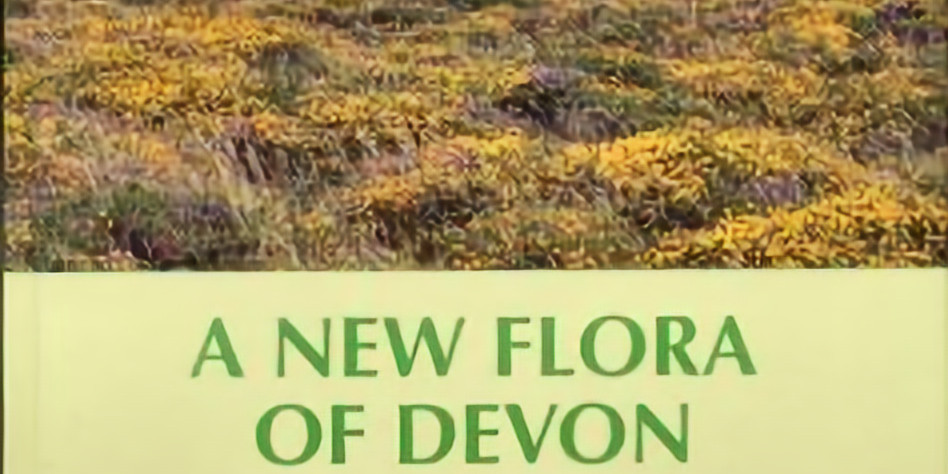 Talk on Keble Martin and the 'Devon Flora'