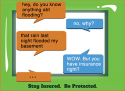 Insurance Half Page Ad