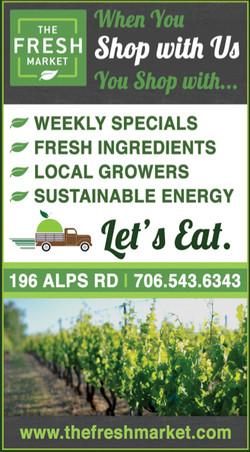 The Fresh Market Ad 2