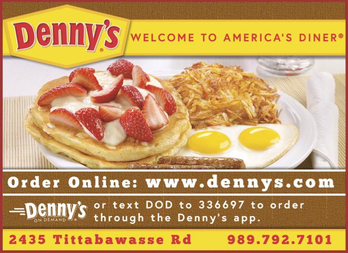 Denny's Ad