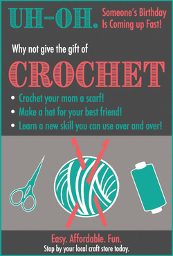 Crochet Full Page Ad