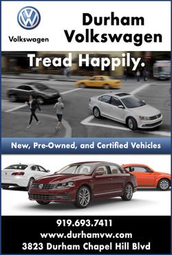 Durham Volkswagen Ad