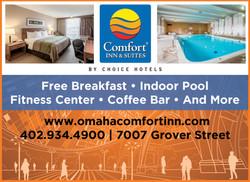 Comfort Inn & Suites Ad