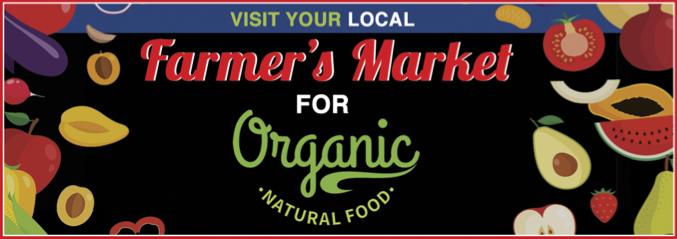 Farmer's Market Quarter Page Ad