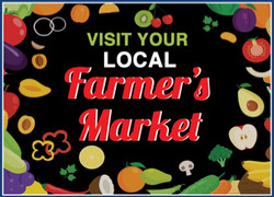Farmer's Market Eighth Page Ad