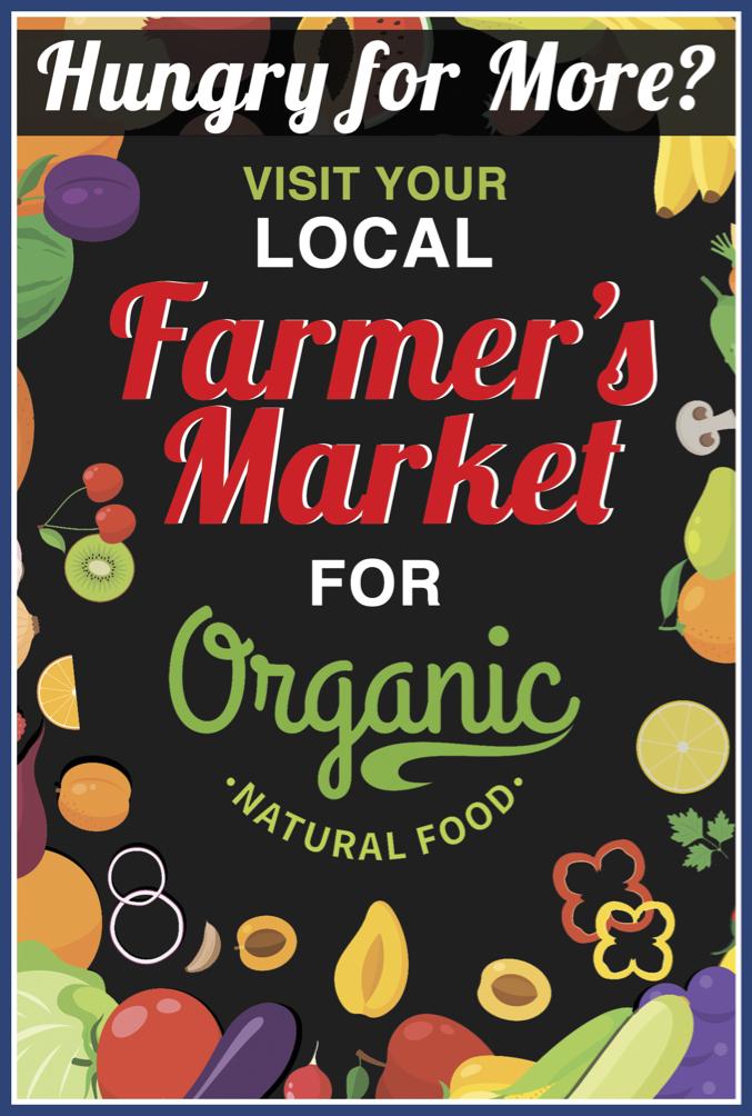 Farmer's Market Full Page Ad