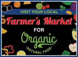 Farmer's Market Half Page Ad
