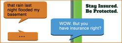 Insurance Quarter Page Ad