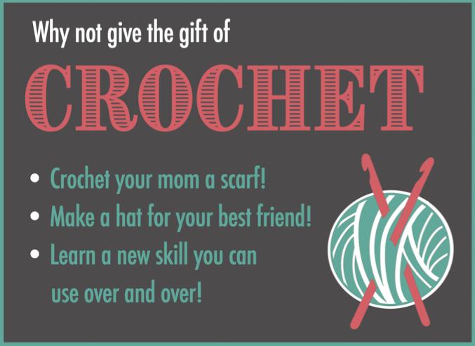 Crochet Half Page Ad