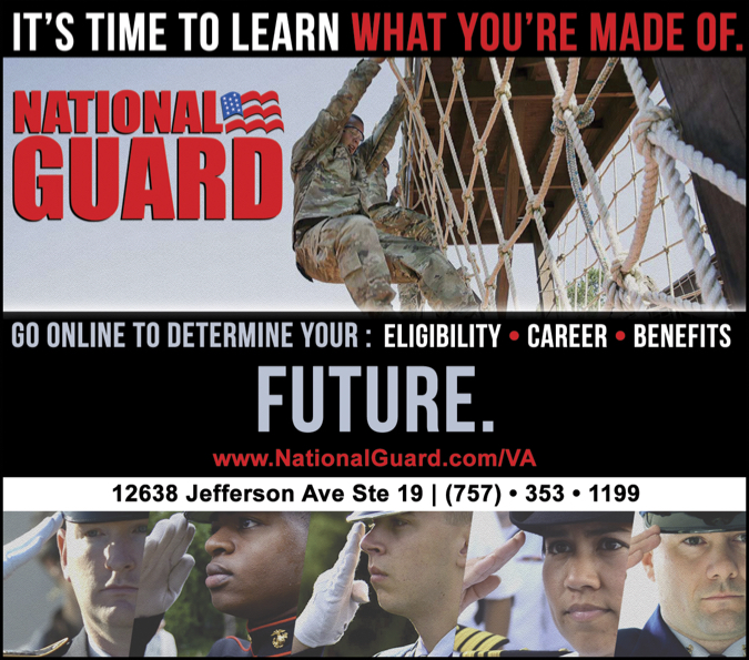 National Guard Ad