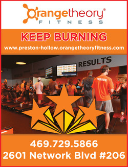Orange Theory Fitness Ad