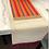 Thumbnail: Natural linen embellished Table Runner