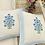 Thumbnail: Set of 2, Block print pillow case
