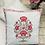 Thumbnail: Set of 2, Hand block printed pillow cases
