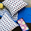 Thumbnail: ( Set of 2 )20 inch x 20 inch ,Block printed pillow cases