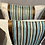 Thumbnail: Set of 2 , Twill Striped Pillow cases. l