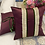 Thumbnail: Set of 2,Polyester satin embellished pillow cases
