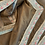 Thumbnail: Designer tissue organza saree ,coffee color