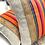 Thumbnail: Set of 2, natural linen rebozo pillow cases